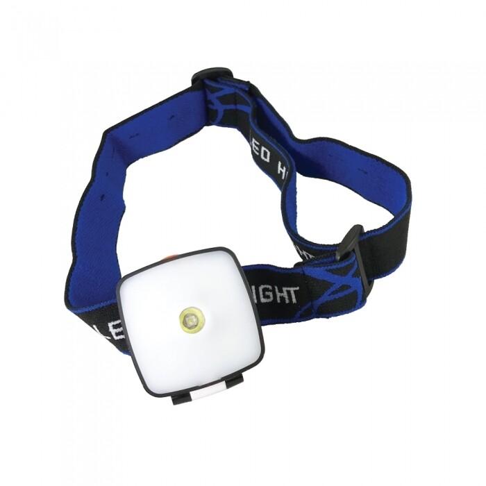 Multifunctional Rechargeable USB Headlamp