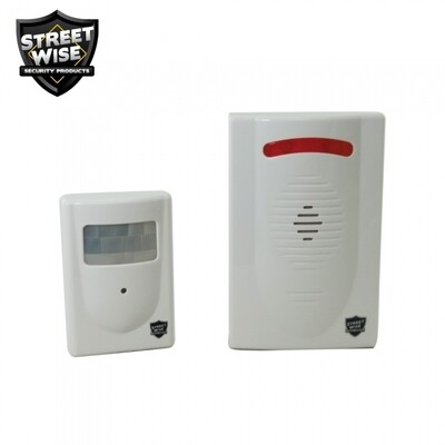 Streetwise Driveway Alert Wireless Notification System