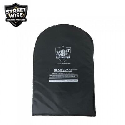 Streetwise 11x17 Rear Guard Ballistic Shield Backpack Insert
