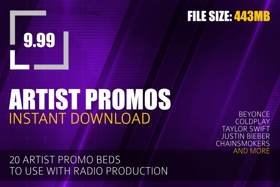 Air Media - Artist Promos 1