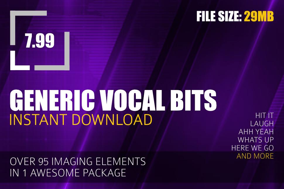 Air Media - Generic Vocals