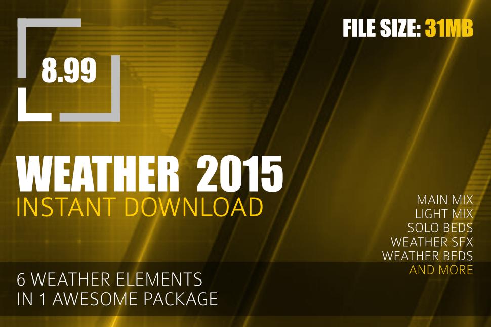 Air Media - Weather 2015
