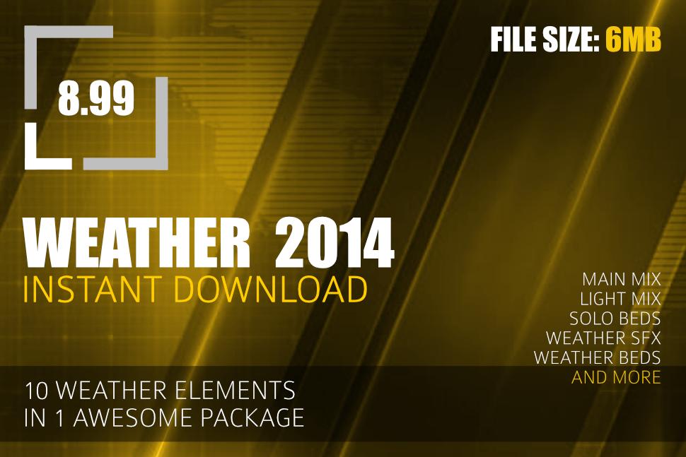 Air Media - Weather 2014