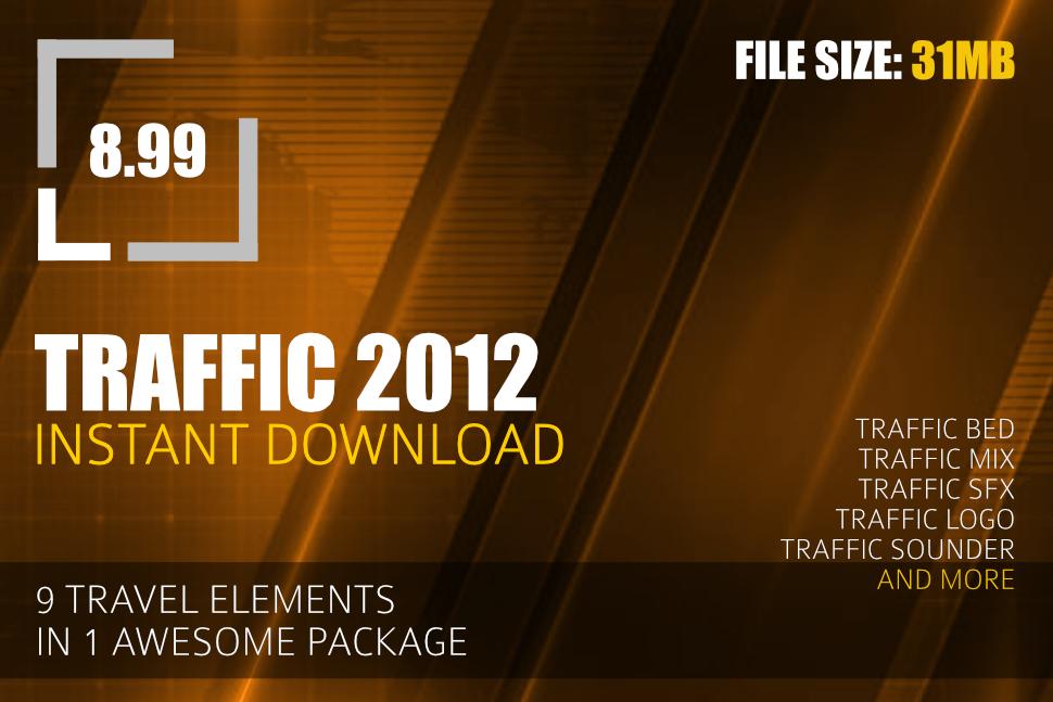 Air Media - Traffic 2012