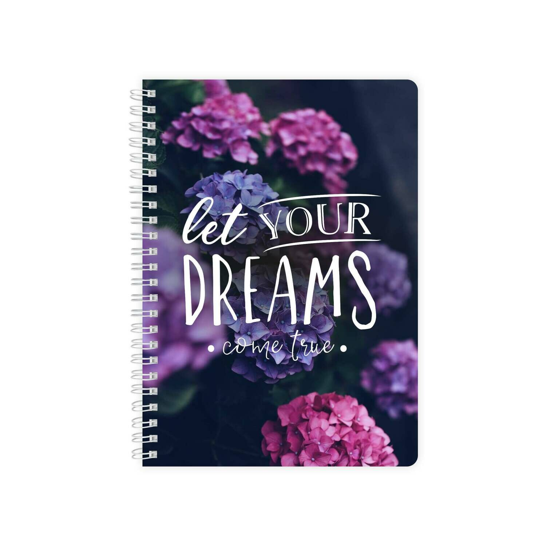 Smart-планер с обложкой «Let your dreams»
