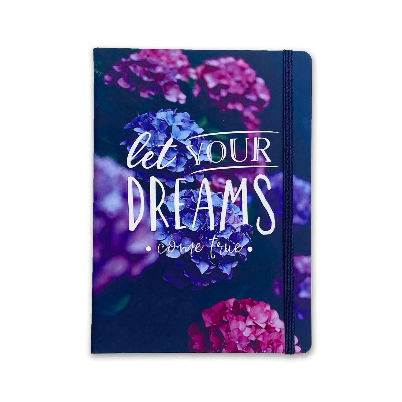 Планер Еженедельник в книжном переплете «Let your dreams»