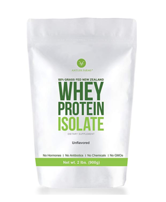Antler Farms Whey Protein Isolate (Unflavored)