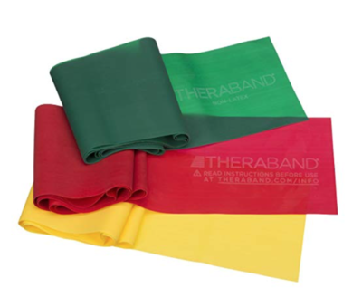 Theraband Resistance Bands Set