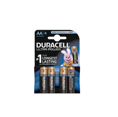 DURACELL ULTRA POWER AA 4 LR6 LR06 MX1500 PILE BATTERIE MONTRE HORLOGE JEUX JOUET MAISON BRICOLAGE  5000394099692 COMASOUND KARTEL CSK ONLINE