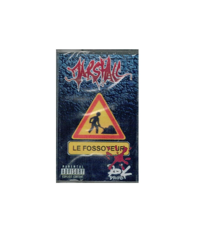 MIXTAPE MARSHALL LE FOSSOYEUR MIX TAPE RARE COLLECTOR SON MUSIC MUSIQUE COMASOUND KARTEL CSK ONLINE