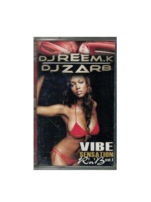 MIXTAPE DJ REEM.K & DJ ZARB VIBE SENSATION R'N'B VOL 1 MIX TAPE RARE COLLECTOR SON MUSIC MUSIQUE COMASOUND KARTEL CSK ONLINE