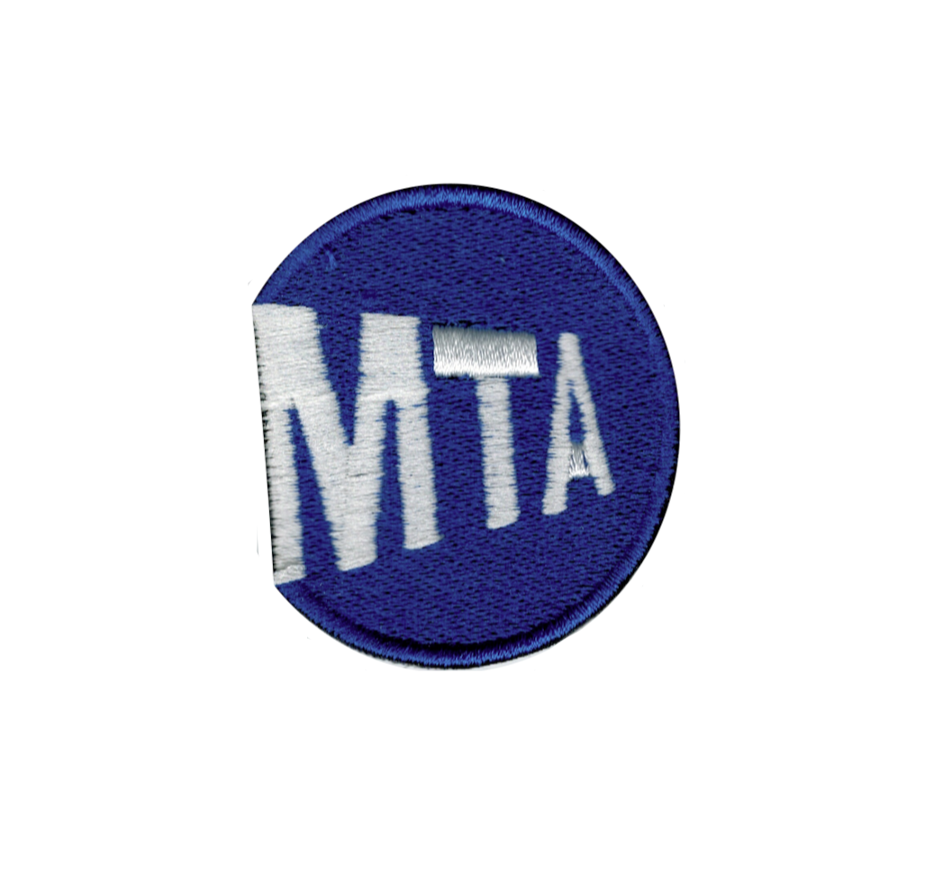 "MTA "" SUBWAY "" BLASON BRODERIE VETEMENT WEAR CLOTHING CUSTOM APPAREL HABIT REPARER DECORATION HIP HOP ART GRAFFITI ARTISTE TAG SHOP PRO COMASOUND KARTEL CSK ONLINE"