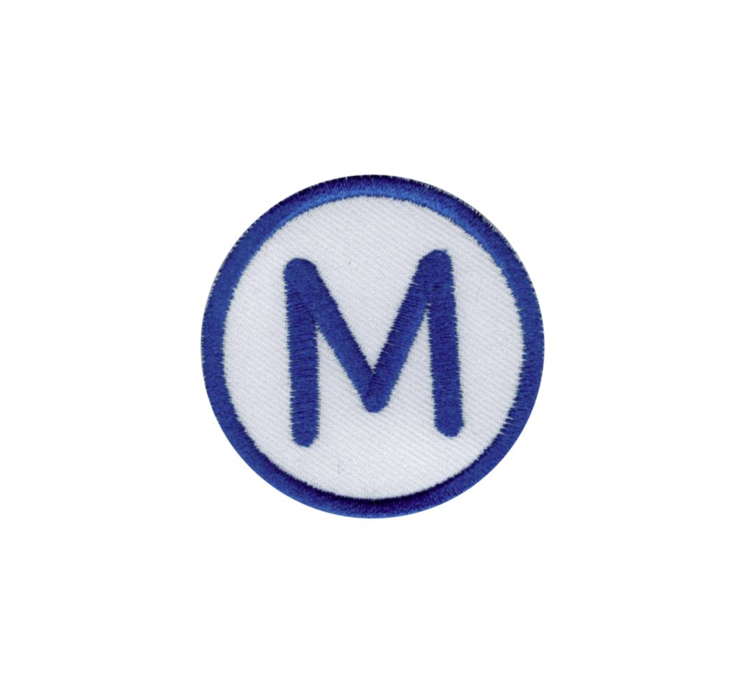 "METRO FRANCE PARIS RATP "" SUBWAY "" BLASON BRODERIE VETEMENT WEAR CLOTHING CUSTOM APPAREL HABIT REPARER DECORATION HIP HOP ART GRAFFITI ARTISTE TAG SHOP PRO COMASOUND KARTEL CSK ONLINE"