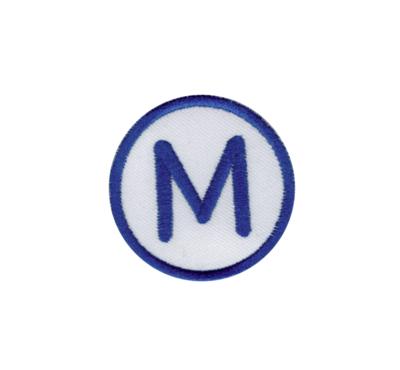 "METRO FRANCE PARIS RATP "" SUBWAY"