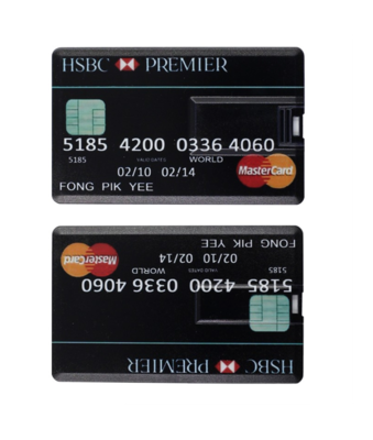 CREDIT CARD CARTE CLES USB 8 GB FLASH DRIVE COMPUTER KEY CLE CLEF MEMOIRE STOCKAGE EXTERNE COMASOUND KARTEL CSK ONLINE C