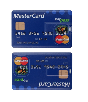 CREDIT CARD CARTE CLES USB 8 GB FLASH DRIVE COMPUTER KEY CLE CLEF MEMOIRE STOCKAGE EXTERNE COMASOUND KARTEL CSK ONLINE D