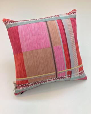 Kenzo/ Grey wool Scatter cushion