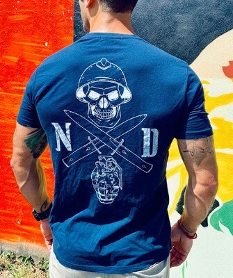 NON DOLET ORIGINAL, Basic Line,  Blue Navy