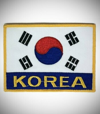 Korea Patch