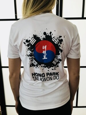 Taekwondo Training T-Shirt