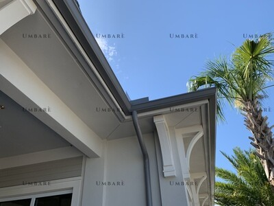 Umbarè Gutter & Fascia Refinish Packages
