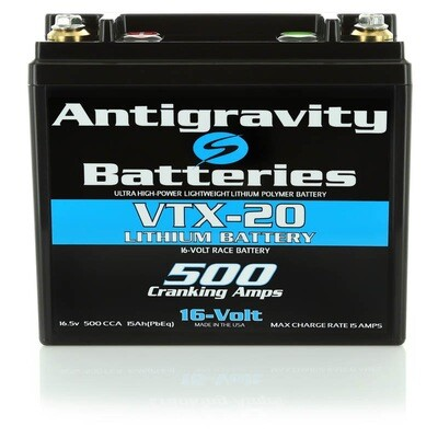 Antigravity VTX-20 Lithium 16V Battery