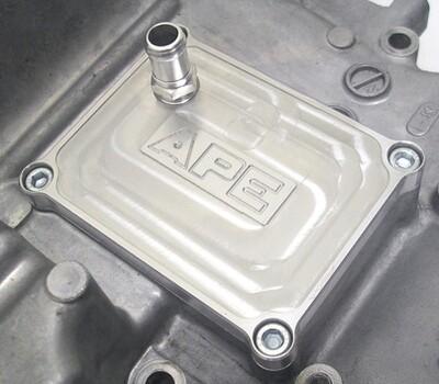 APE Low Profile Crankcase Breather cover