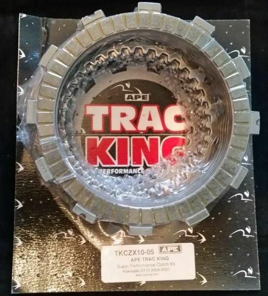 Trac King Clutch Kit Kawasaki ZX10 (06-16)