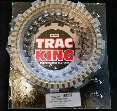 Trac King Clutch Kit ZX14 06-18