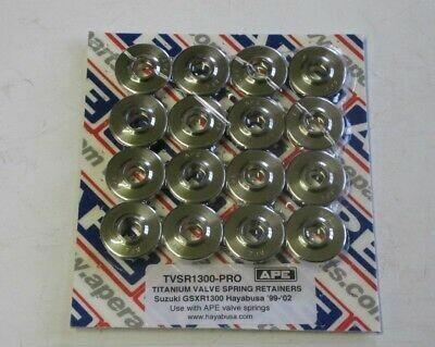 APE Titanium Retainers Suzuki Engines