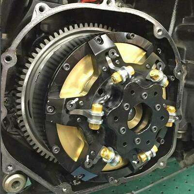 MTC Gen II Clutch Kawasaki ZX14 (12-19)