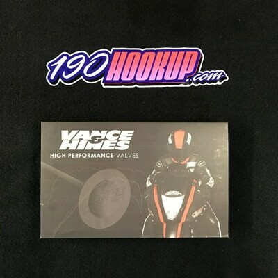 Vance & Hines Intake Valves 2005-2008 GSXR1000