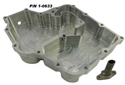 MPS Hayabusa 2'' Low Profile Oil Pan Trap Door Style