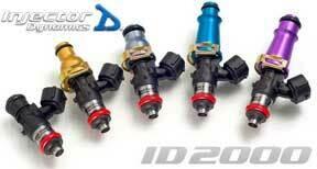 Injector Dynamics ID2000 Fuel Injectors SUZUKI HAYABUSA (99-19)