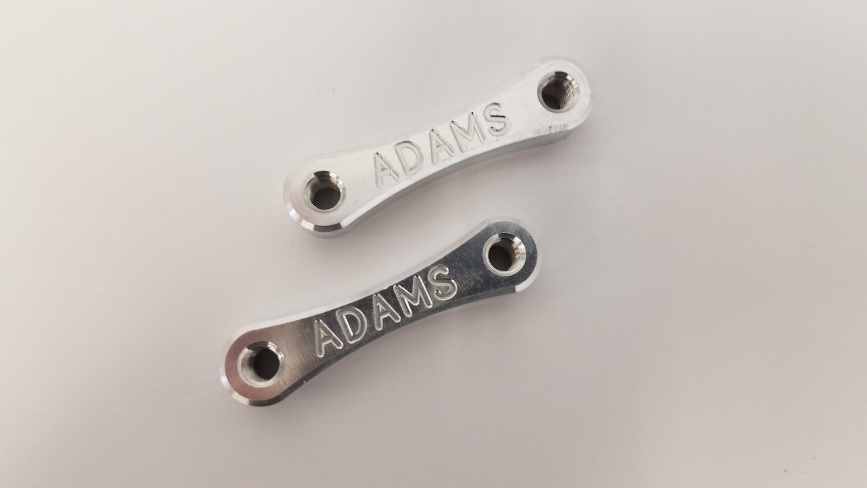 Adams Performance ZX14 Front Fender Lowering Brackets