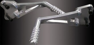 DME GSXR1000 Grudge Rear Sets