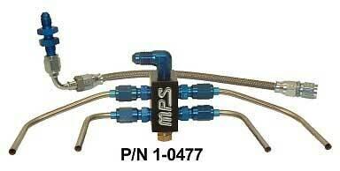 MPS Spyder Dry Nitrous Kit Hayabusa (99-20)