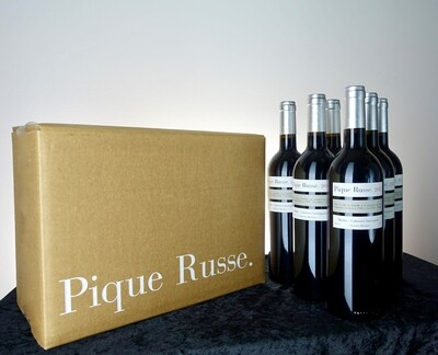 Pique Russe - Carton de 6 bouteilles de 75cl
