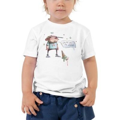 THEOLOGIAN Toddler Short Sleeve Tee