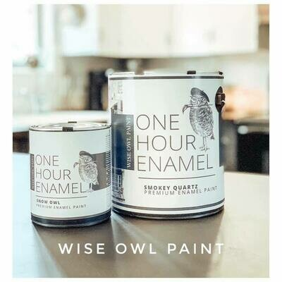 One Hour Enamel Paint (Quart - 32oz)