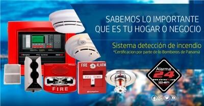 Sistema Detección de Incendio