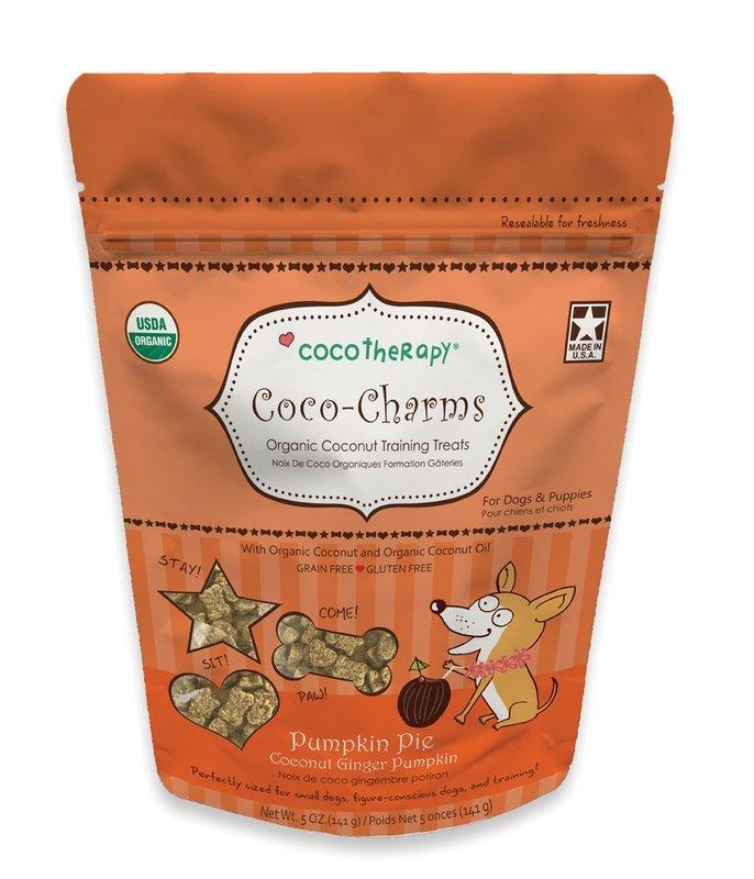 Coco Charms - Pumpkin Pie