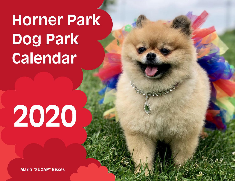 2020 Calendar Donation