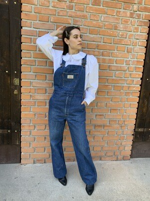 Vintage Levi's 1970's Denim Dungaree