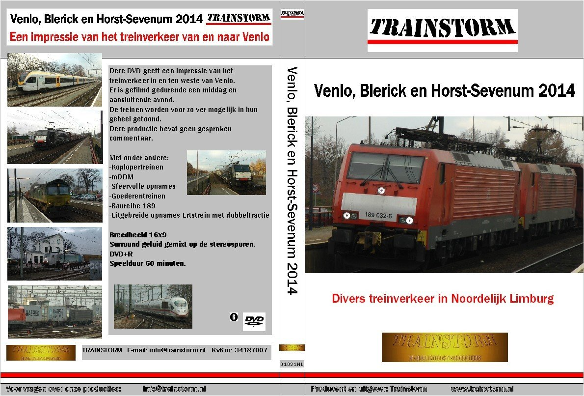 Venlo, Blerick en Horst-Sevenum 2017