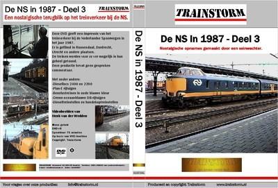 De NS in 1987 deel 3