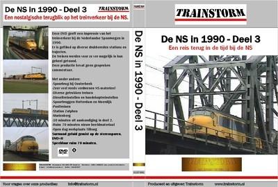 De NS in 1990 deel 3