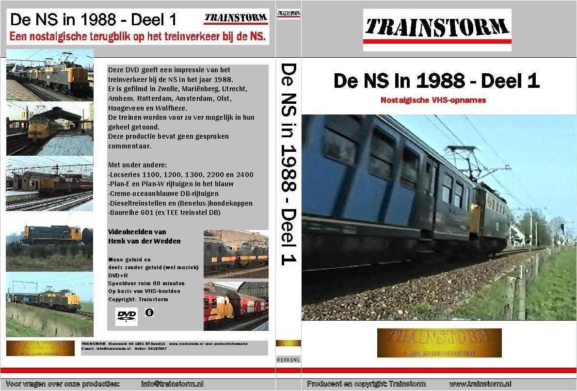 De NS in 1988 deel 1