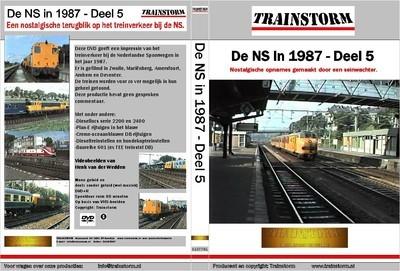 De NS in 1987 deel 5