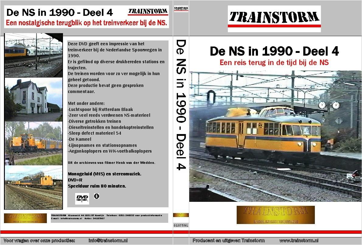 De NS in 1990 deel 4